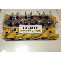 Buy cheap CE CAT spare parts engine cylinder head for CAT excavator PC300LC-8 from wholesalers