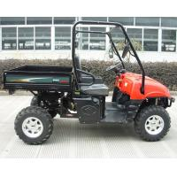 Quality Front / Rear Disc Brake Gas Utility Vehicles 800CC Fully Automatic 2WD / 4WD for sale