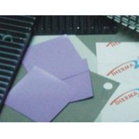 Wholesale LED Heat Sinking Housing Thermal Conductive Pad 4.7 W / mK for Uneven Surfaces low stress applications 1 l /g-K from china suppliers