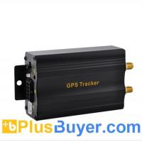 Wholesale Quad-band GPS Tracker for Fleet Management and Vehicle Protection (Data Logger, SMS Control) from china suppliers