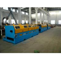Wholesale Low Carbon Steel Cnc Drawing Machine , Precise Design Drawing Wire Machine from china suppliers