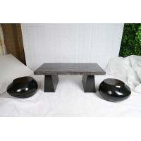 Wholesale Hand Made Distinctive Design Furniture / Black Table for Home Decor from china suppliers