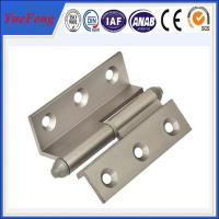 Wholesale 6063 great aluminium furniture hinge,hinge for types of door aluminium,type of door hinge from china suppliers