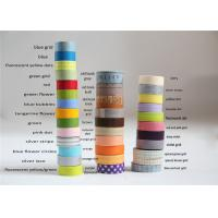 Wholesale Digital WWashi Masking Tape With Environment Friendly Japanese Paper Backing from china suppliers