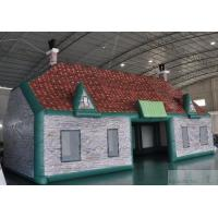 Wholesale Inflatable Large Portable Pubs Fantastic Fire Resistance Blow Up Bar from china suppliers