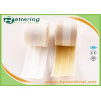 Wholesale Non woven fabric Free cutting Medical Adhesive wound dressing strips first aid plaster strip from china suppliers