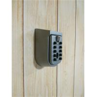 Wholesale Silver 10 Digit Zinc Alloy Push Button Key Lock Box 105*65*55 Mm from china suppliers