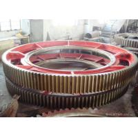 Wholesale Ball Mill Parts of Gear Ring / Heavy Ball Mill Segment Ring Gears from china suppliers