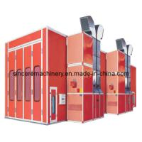 Buy cheap Truck Spraying Oven Baking Booth (SSB92) from wholesalers