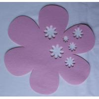 Buy cheap Eco-Friendly Nonwoven Fabric Placemats Protect The Table From Heating from wholesalers