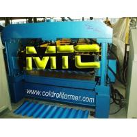Quality Corrugated Roofing Roll Forming Machine for sale