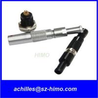 Wholesale mini FGG.1B.302.CLAD 2 pin lemo plug adaptor from china suppliers