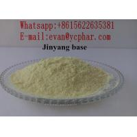 Wholesale High Purity Sex Steroid Hormones Pure Jinyang Base Powder Without Side Effects from china suppliers