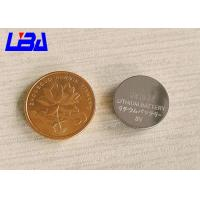 Wholesale High Energy Density 3v coin battery , Eco - Friendly cr1632 battery cvs from china suppliers