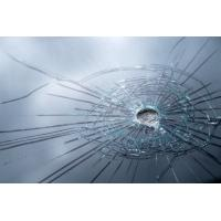 Wholesale Soundproof Laminated safety Glass panels , bullet proof car glass from china suppliers