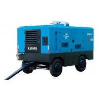 Wholesale Electric Portable Trailer Air Compressor , Rock Drill High Pressure Air Compressor from china suppliers