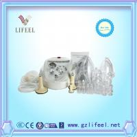Wholesale Female lymphatic drainage and nipple breast pump enlargement breast growing cupping therapy cupping glass cups machine from china suppliers