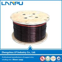 Buy cheap China Hot Sell Polyester 23 AWG Aluminium Enamel Wire from wholesalers