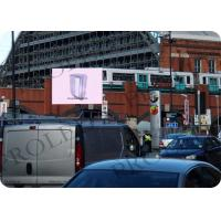 Buy cheap P10mm Rgb Led Display Board , Back Service Smd Outdoor Led Display 320 * 160mm from wholesalers