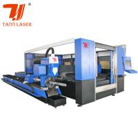 Buy cheap TY -3015JBG Fiber High Power Laser Cutting Machine For Pipes And Sheet from wholesalers