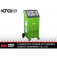 Wholesale Hunt Leakage Automotive AC Recovery Machine With High Duty Vacuum Pump from china suppliers