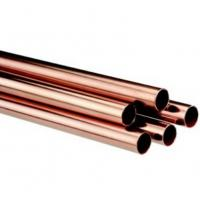 Wholesale ASTMB88 Electrolysis Copper Pipe Refrigeration 1/4 Inch Copper Tubing from china suppliers