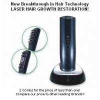 Wholesale Infrared Light Electric Comb For Hair Growth , Massage Laser Hair Brush For Hair Loss from china suppliers