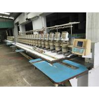 Wholesale Barudan 20 Heads Used Commercial Embroidery Machines 9 Needles from china suppliers