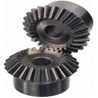 Wholesale CNC Machined Straight Hardened Steel Bevel Gear For Mining/ Hydraulics from china suppliers
