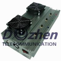 Wholesale Indoor Cell Phone Prison Jammer 45W 100m Shielding Range Metal Enclosure Housing from china suppliers