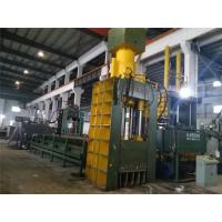 Wholesale PLC Control Hydraulic Metal Shear Cutter Machine With Operation Room from china suppliers