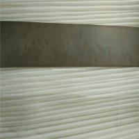 Wholesale super elastic NITI plate sheet 1.1mm thick ,Nickel-Titanium SMA Sheet ,Nitinol materials from china suppliers