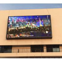 Buy cheap Light Weight Commercial Led Display Wall P31 1R1G1B Large Video Screens from wholesalers
