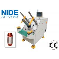 Wholesale NIDE Semi-auto Single phase stator winding inserting machine for micro induction motors from china suppliers