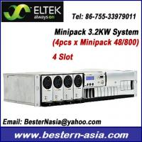 Buy cheap Eltek Minipack 48V, 3.2KW power supply system from wholesalers