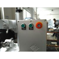 Quality ISO Portable Laser Marking Machine With CAS / Max  / Raycus / IPG Laser Source for sale