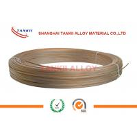 Buy cheap 1×0.5mm Flat Copper Wire 6J12 6J13 Tape / Band Belt For Ammeter Shunts from wholesalers
