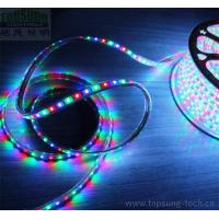 Wholesale 2017 new AC LED strip 5050 smd 60LED/m blue strip flexible led ribbon 220V from china suppliers