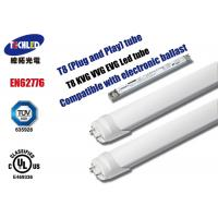 Wholesale Commercial 6000k T8 Led Tube Light 9 Watt For Shop / Street Lighting from china suppliers