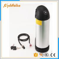 Wholesale Electric Bicycle Battery Pack / E Bike Water Bottle Battery Pack 36v 2200mah from china suppliers