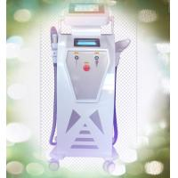 Wholesale Multi - Function Skin Liftting / Tattoo Removal Ipl Laser Equipment With Two Handles from china suppliers