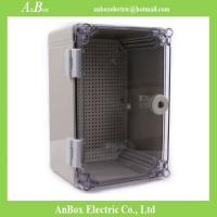 Wholesale 300x200x160mm ip65 PC Clear electrical distribution box size and price wholesale from china suppliers