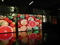 Wholesale Pixel 3mm Indoor Stage Flexible Led Video Screen for Car Show / Exhibition from china suppliers