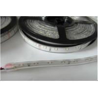 Wholesale Silicon SMD335 IP68 waterproof Led Flex Strip Lights DC 12V in Warm white Cool white from china suppliers