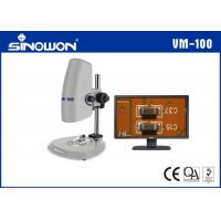 Wholesale High Definition Video Microscope System With Coarse And Fine Adjustment Elevator Group from china suppliers