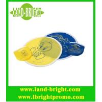 Wholesale Hottest nylon foldable frisbee from china suppliers