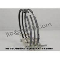 Wholesale Steel Piston Rings For Mitsubishi Spare Parts ME-999955 / 540 ME-996229 / 231 from china suppliers