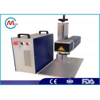 Wholesale Fiber laser marker machine / Engraving Machine with Stable Laser Etching System from china suppliers