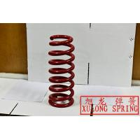 rear suspension springs for passenger cars made of alloy steel 55CrSi