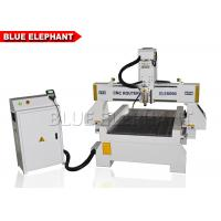 Wholesale Smart 3d 6090 water cooling small cnc router machine for mdf panel door cutting from china suppliers